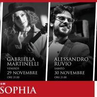 Via a Musicasophia con Anselmo, Martinelli, Ruvio e Jom