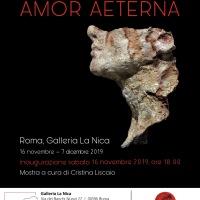 """""""Amor Aeterna"""", le opere di Elena Rede in mostra alla Galleria La Rica"""