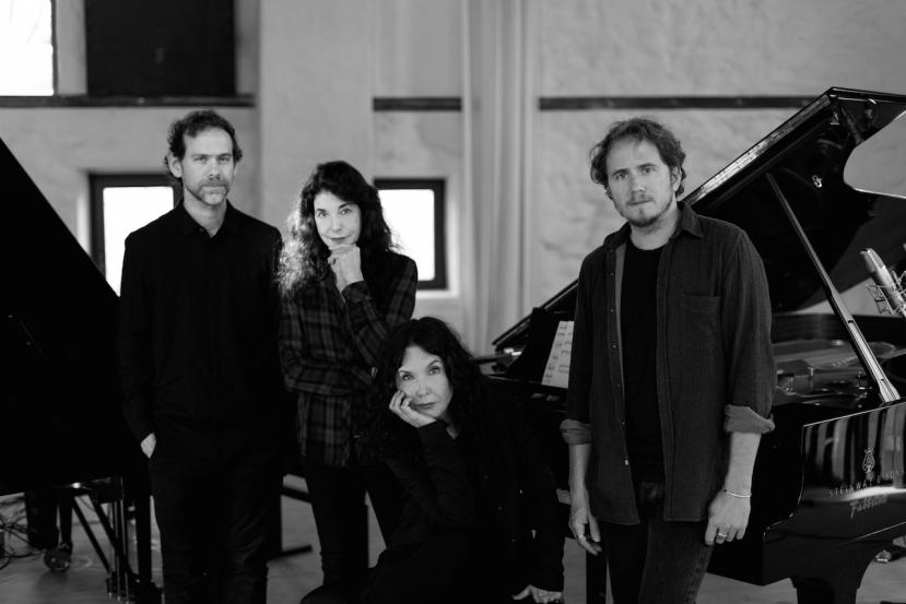 Minimalist dream house quartet- low