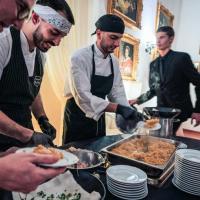 Il ristorante Scuderie San Carlo presenta il nuovo menu di chef Morandi