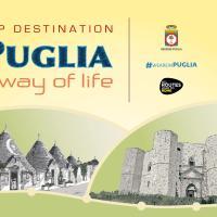 """Turismo e prodotti tipici: parte il workshop """"Puglia, a way of life"""""""