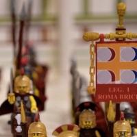 """Pochi giorni ad """"I love Lego"""", il mondo dei mattoncini a Palazzo Bonaparte"""