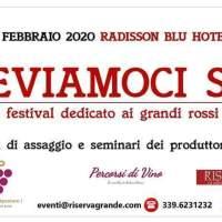 Beviamoci Sud, al Radisson Hotel oltre 200 vini da tutta Italia
