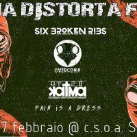 Roma Distorta, al C.S.O.A. Spartaco il festival di rock alternativo