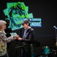 Lamine conquista il Premio Fabrizio De André 2020