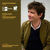Secondo evento di We Reading al Monk: Pippo Civati legge Franzen