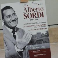 Arriva la mostra dedicata ad Alberto Sordi a 100 anni dalla nascita