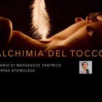"""""""L'alchimia del tocco"""", seminario di massaggio tantrico a San Giovanni"""