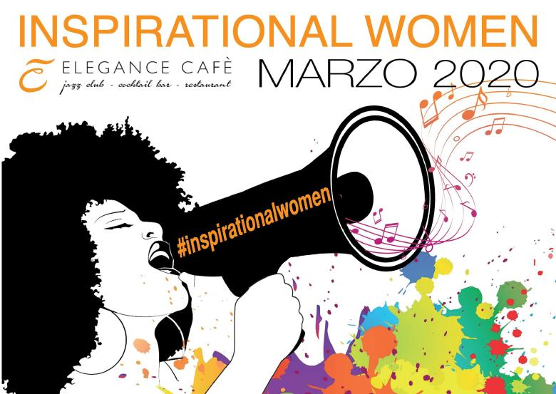 FLYER INSPIRATIONAL WOMEN LOGO