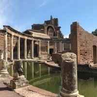 Visita guidata a casa dell'imperatore a Villa Adriana
