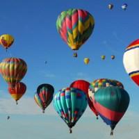 Arriva il Festival delle mongolfiere a Circo Massimo