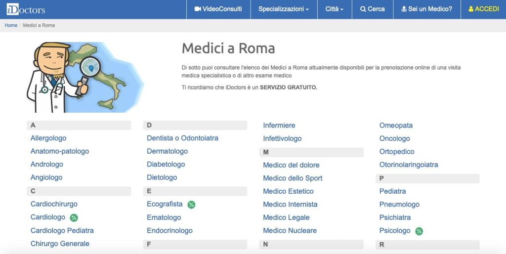 idoctors-medici-a-roma