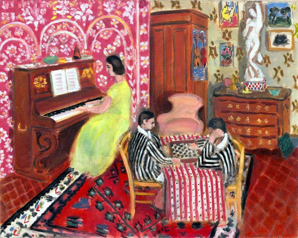 matisse-pianista-e-giocatori-di-dama-painting
