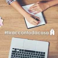 Via al contest di racconti brevi #tiraccontodacasa