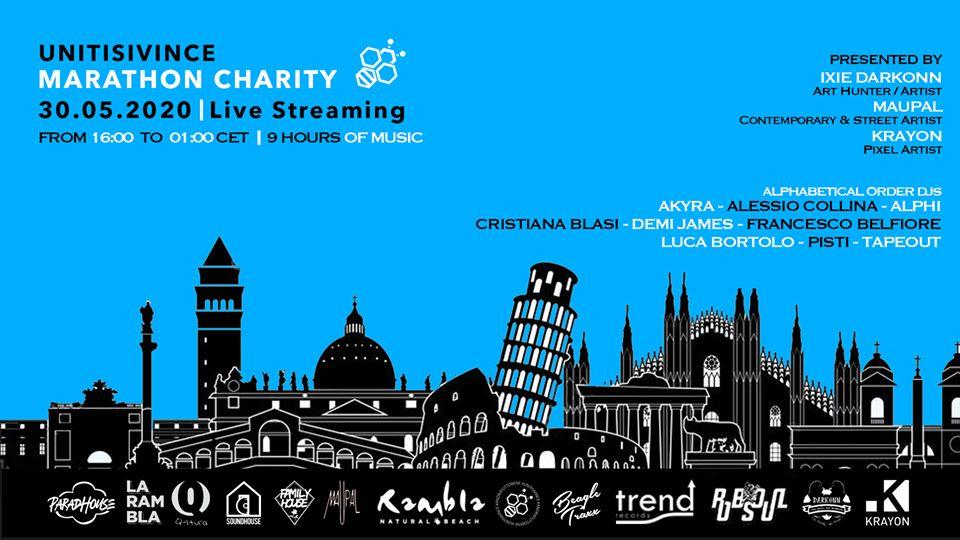 unitisivince-marathon-charity-live-streaming