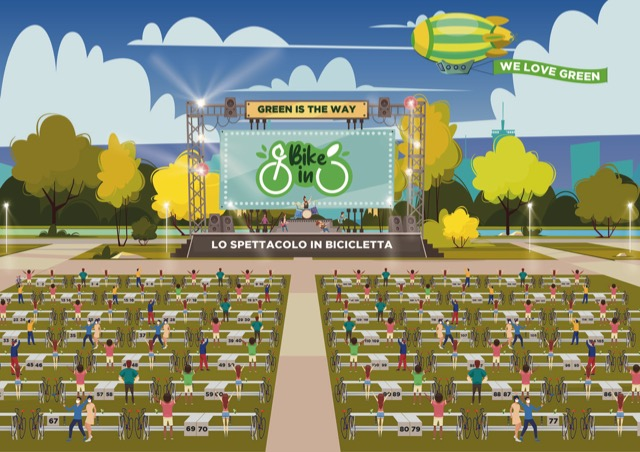 bike-in-green-is-the-way-lo-spettacolo-in-bicicletta
