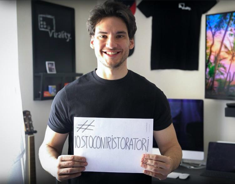 iostoconiristoratori-virality-dishcovery