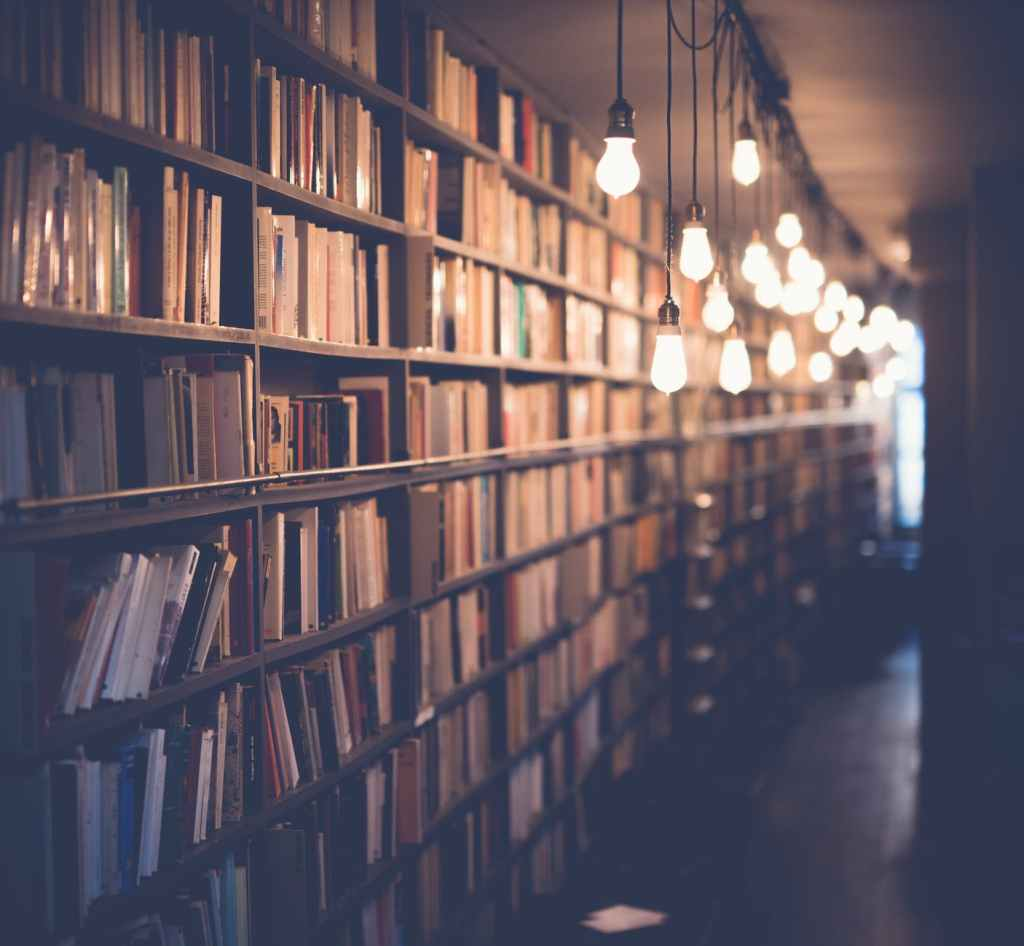 books-lights-library