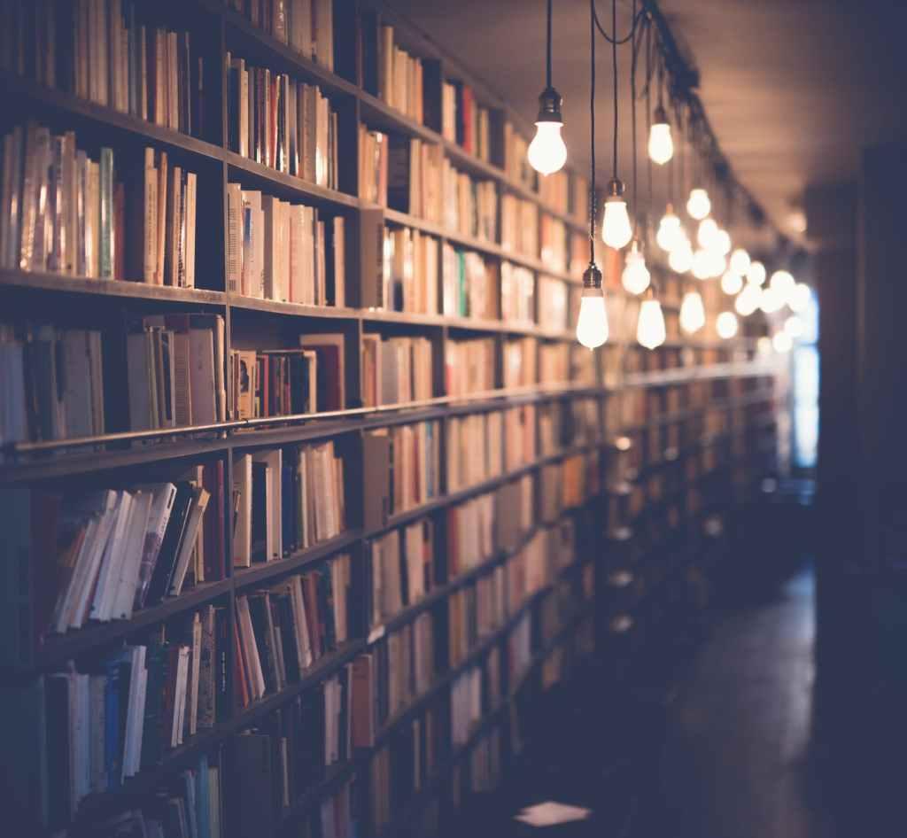 books-libri-libreria-library-lampadine-luci
