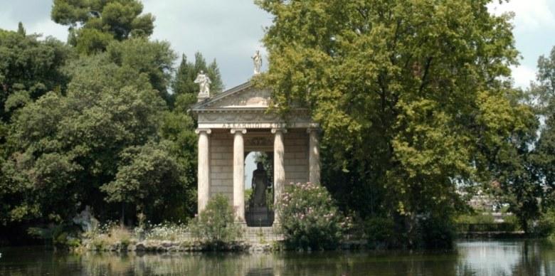 alberi-lago-green-verde-trees-temple-tempio-lake-villa