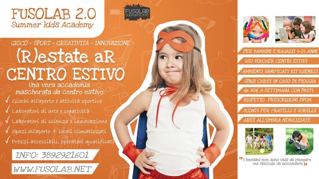 fusolab-summer-kids-academy-centro-estivo