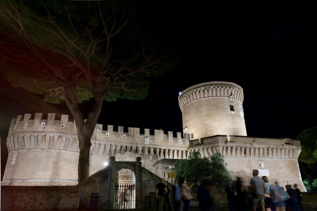 castello-carlo-ii-ostia-antica