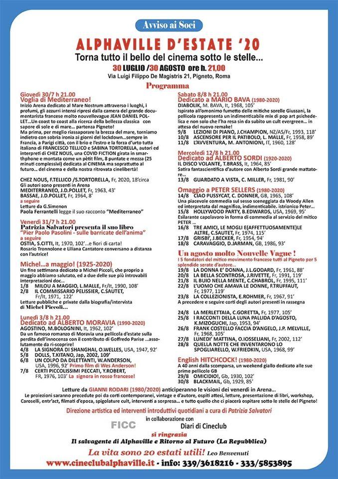 alphaville-estate-20-programma