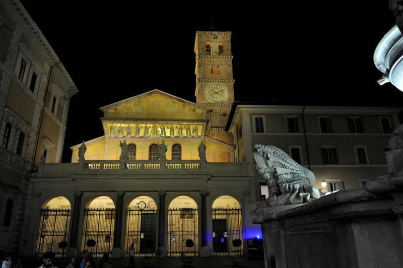 basilica-santa-maria-in-trastevere-chiesa-roma