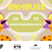 Bambuse, notte di musica e arte da Mediterraneo al MAXXI