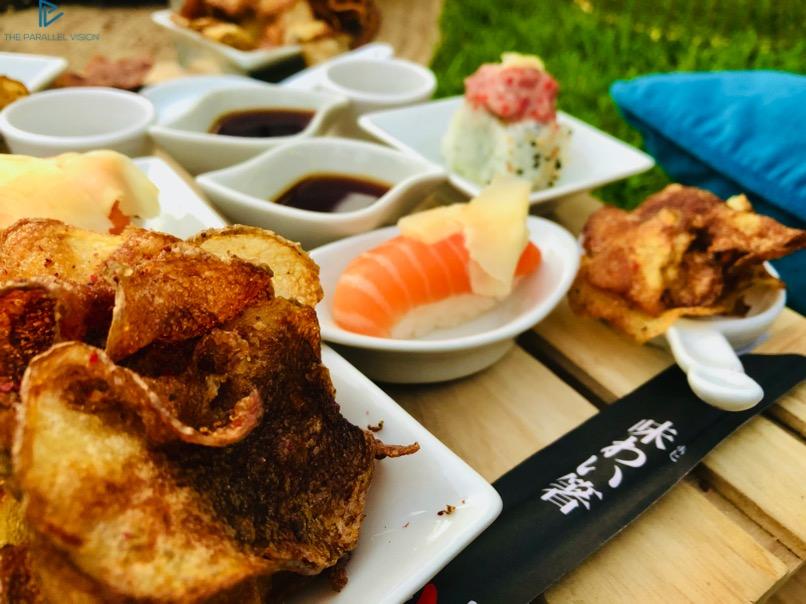 luce-experience-food-cibo-piatto-dish-sushi-fritti