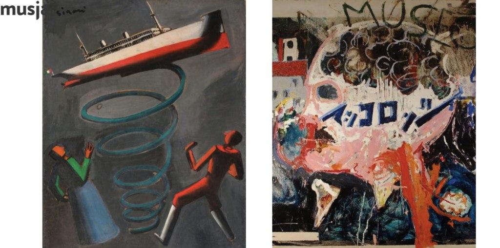 musja-arte-quadri-dipinti-nave-testa