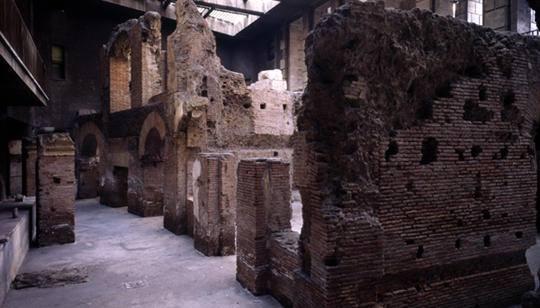 reperti-macerie-rovine-romane-stadio-domiziano