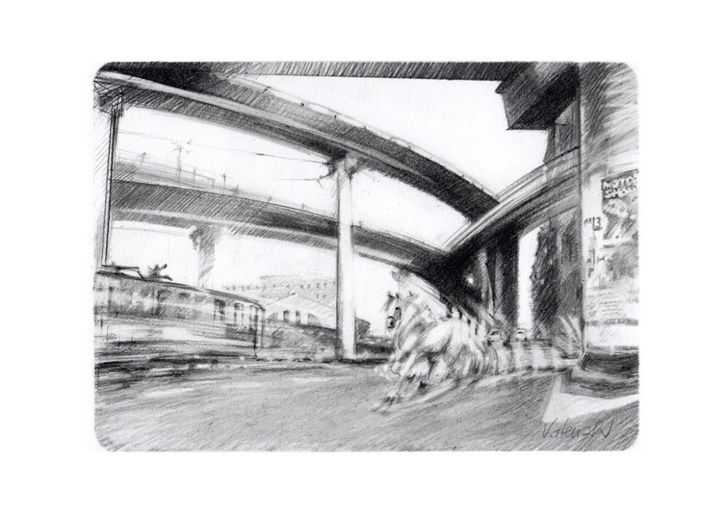 cavallo-tangenziale-disegno-matita