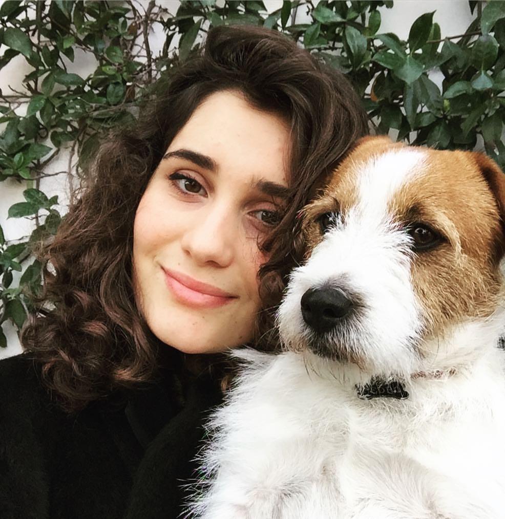 ragazza-con-cane