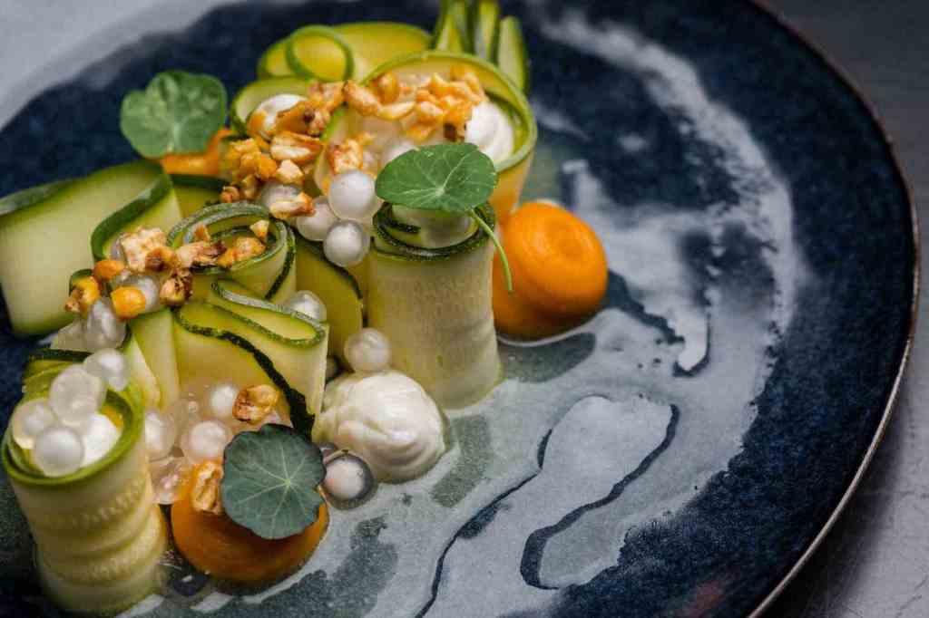 food-ceviche-zucchine-carote-dish-piatto