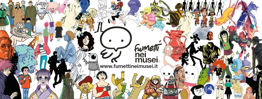 fumetti-nei-musei-cartoon-comics