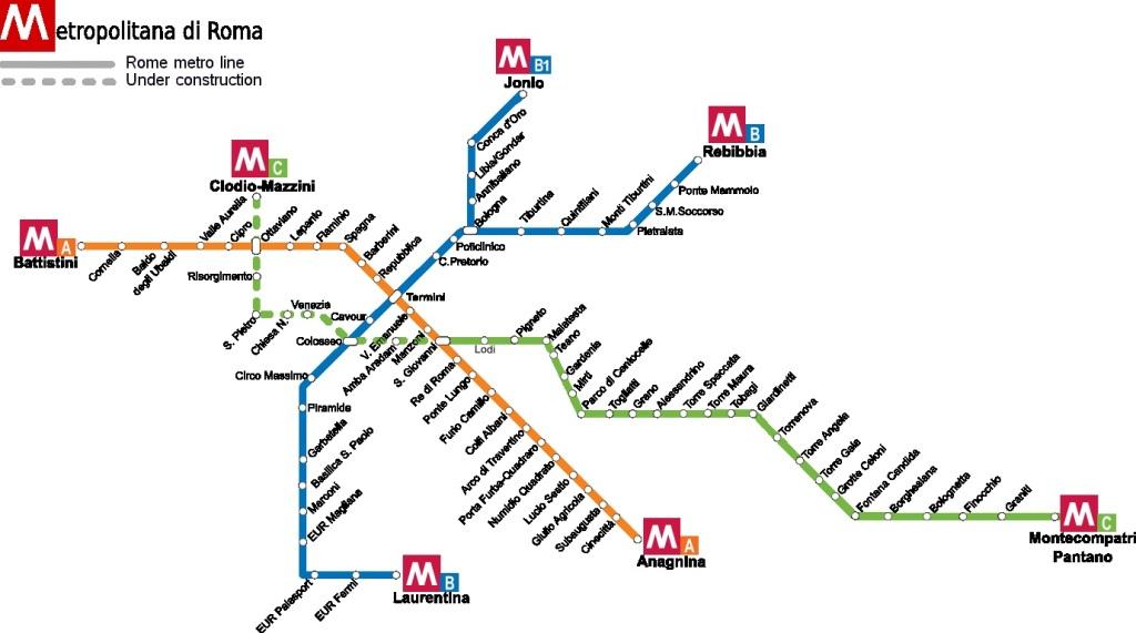 mappa-metro-roma