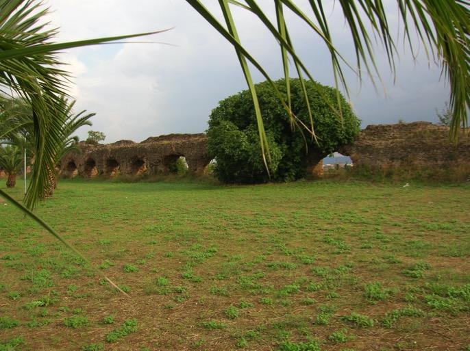 parco-verde-greed-rovine-romane