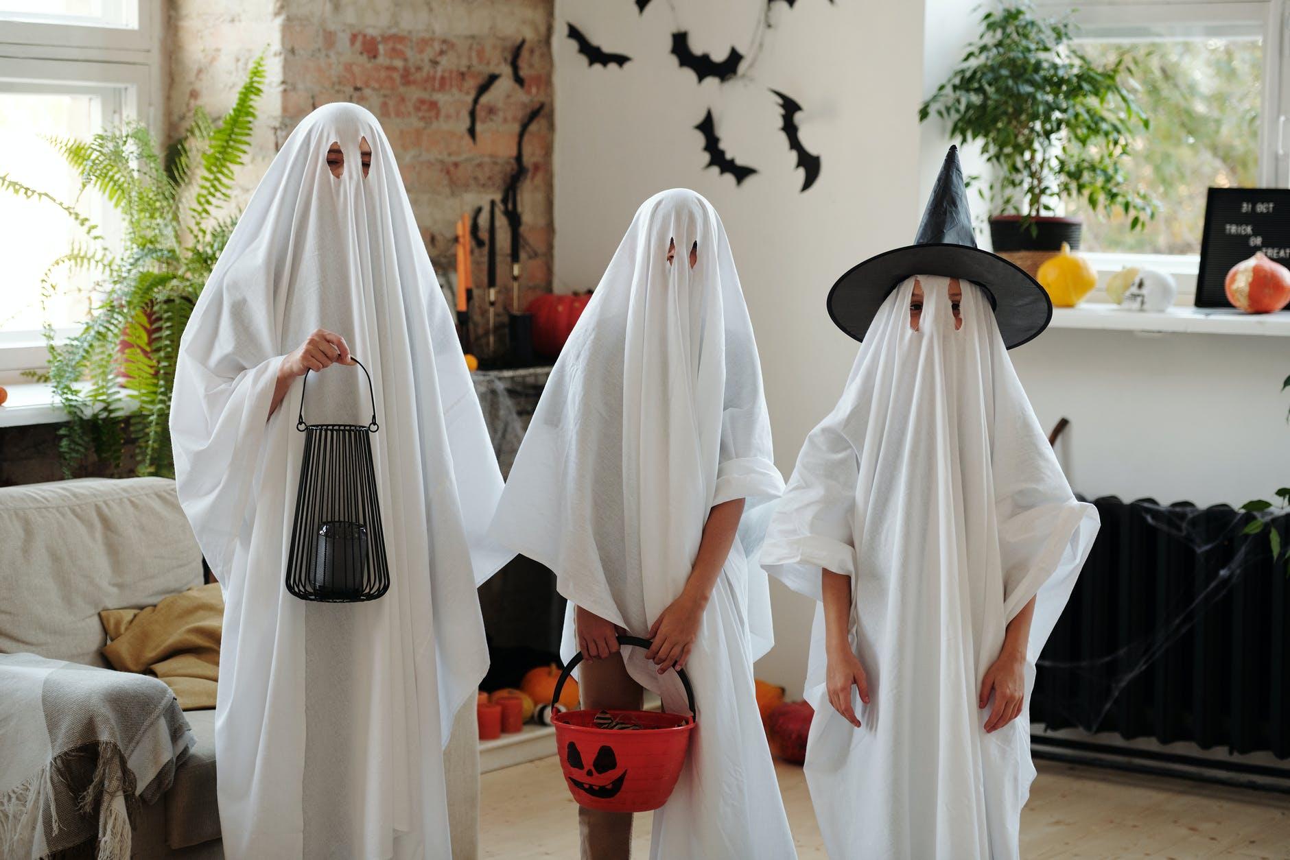 ghosts-mask-children-halloween