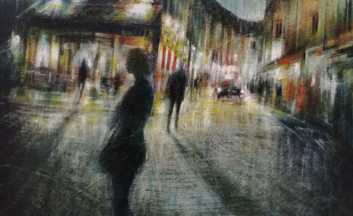 dipinto-donna-strada
