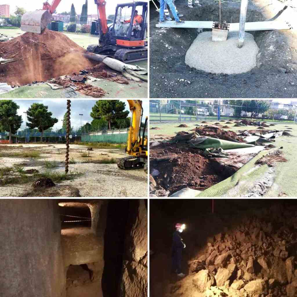 scavi-sotterranei