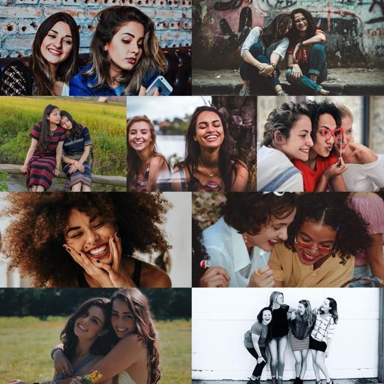 ragazze-girls-donne-women-smile-sorriso