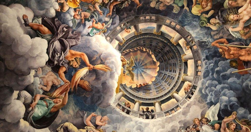 dipinto-uomini-cielo-nuvole
