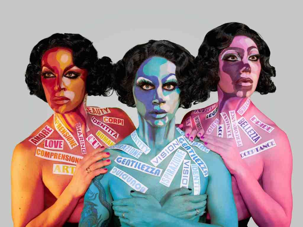 donne-visi-colori-scritte