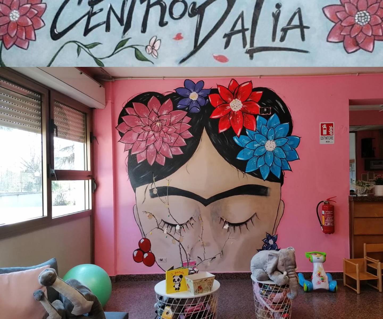 finestra-murale-frida-khalo-centro-dalia-cuscino