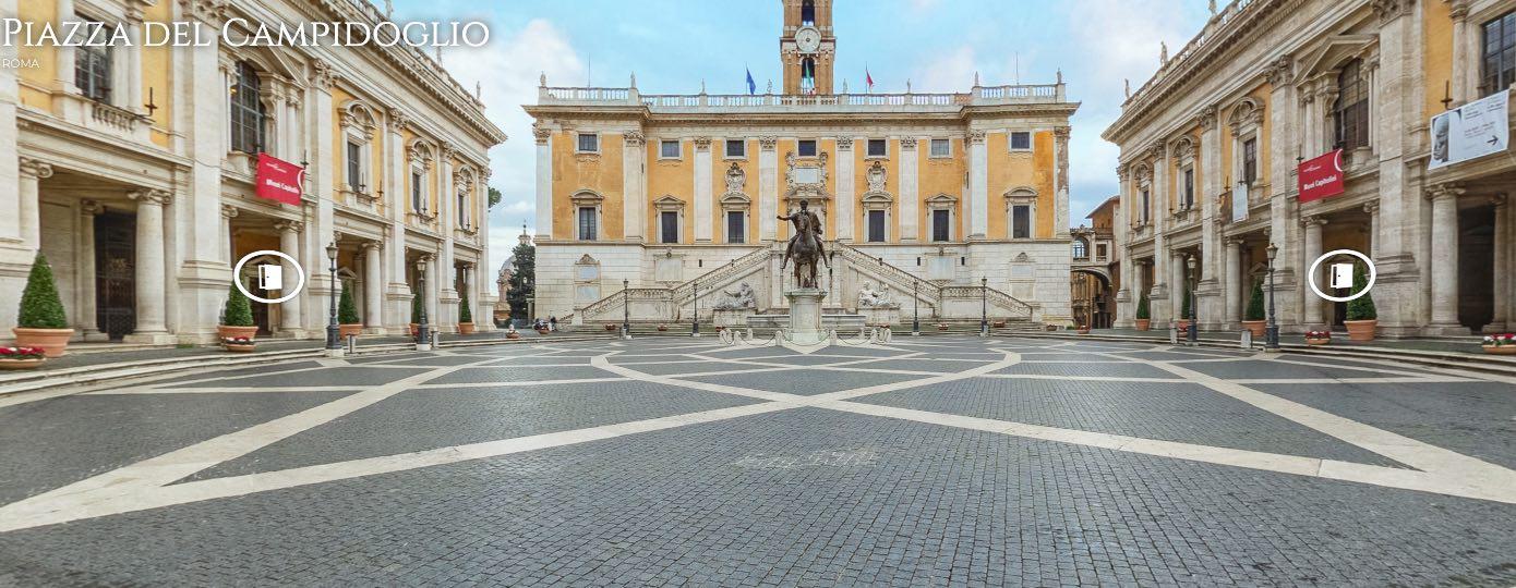 piazza-cavallo-sampietrini-cielo-colonne