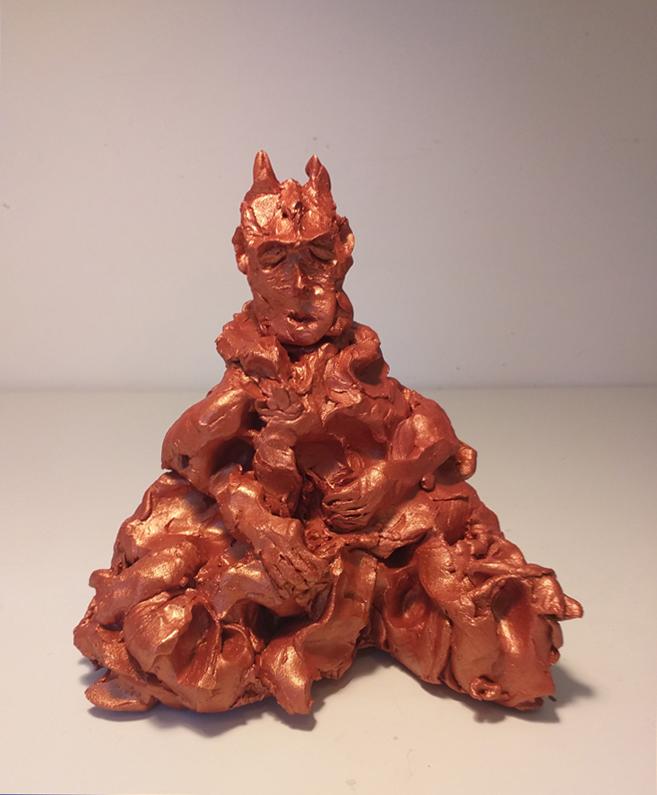 scultura-terracotta-volto