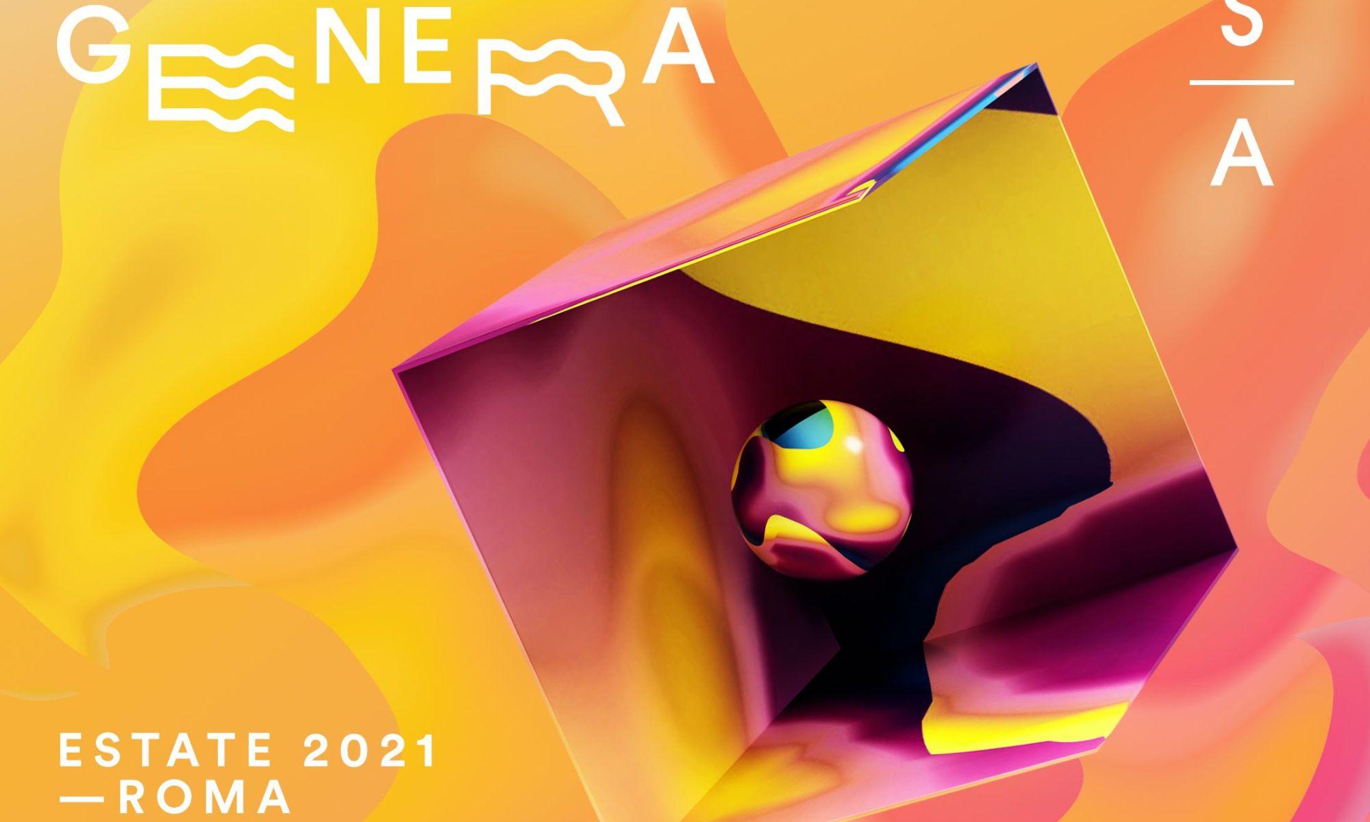 cubo-sfera-genera-estate-2021-roma