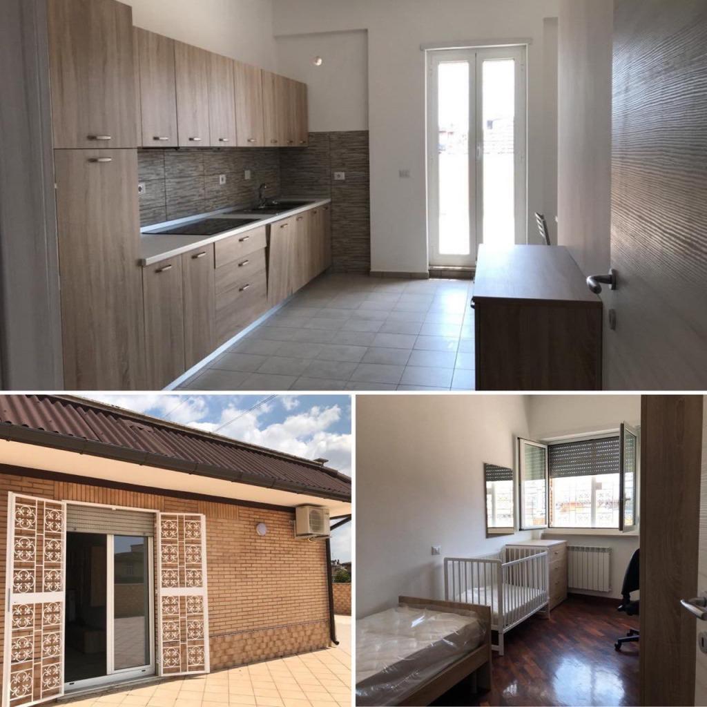 casa-cucina-finestra-letto