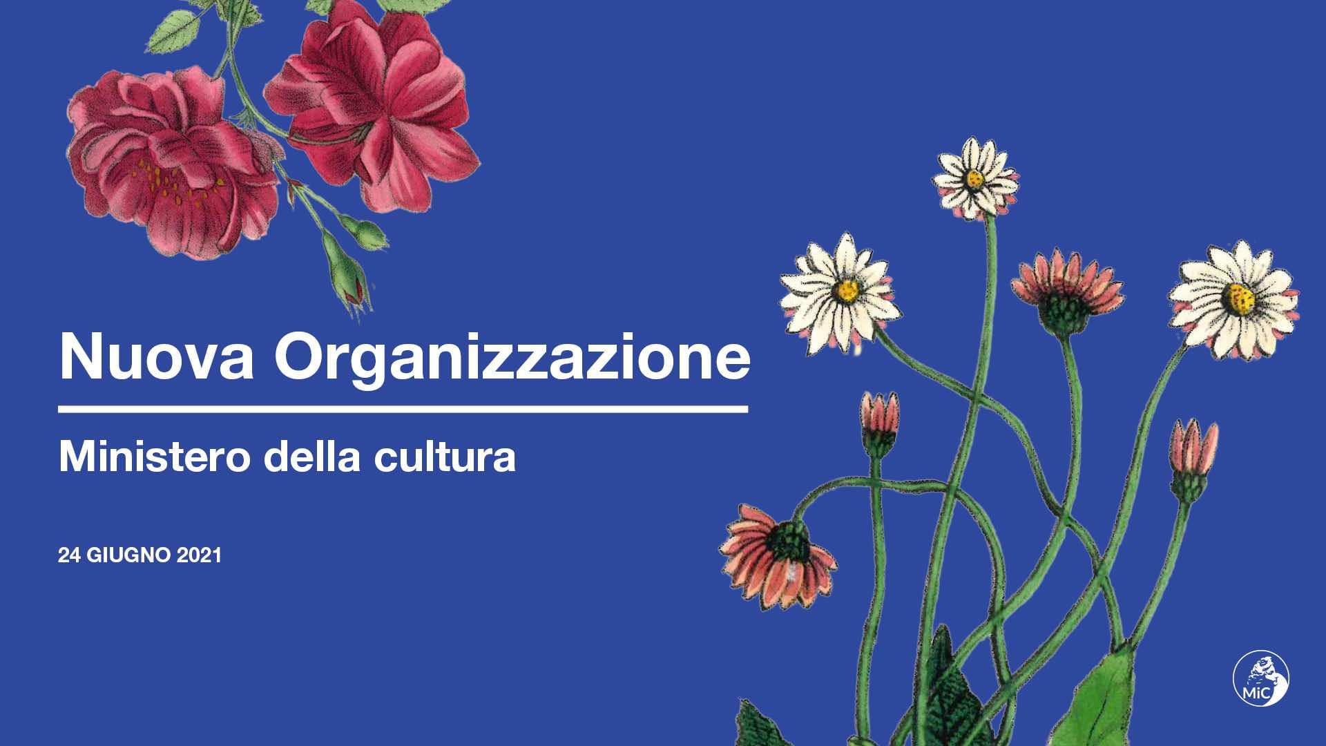 fiori-organizzazione-ministero-cultura